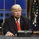 "Alec Baldwin as President Trump on ""Saturday Night Live.''"
