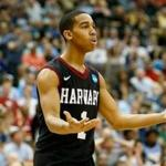 Siyani Chambers scored 19 points for Harvard in its win over Brown.