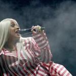 Cardi B performed at UMass Amherst Wednesday night.
