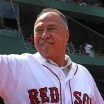 8Boston, MA - 8/20/2017 - Former Boston Red Sox and current NESN Broadcaster Jerry Remy honored during a pre-game Ceremony. The Boston Red Sox host the New York Yankees in the third of a three game series at Fenway Park. - (Barry Chin/Globe Staff), Section: Sports, Reporter: Peter Abraham, Topic: 21Red Sox-Yankees, LOID: 8.3.3472797547.