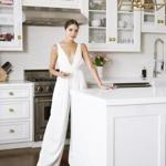 17namesculpo Caption: Olivia Culpo in her Los Angeles apartment. Credit: Zeke Ruelas for Homepolish