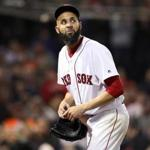 David Price  issued four walks in Game 2.