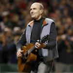 James Taylor also sang the national anthem before Game 2 of the 2013 World Series.