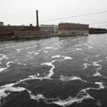 With rainfall in the area as much as 50 percent above average this year, the Merrimack is expected to be deluged with an estimated 750 million gallons of sewage from the six treatment plants that feed into it.