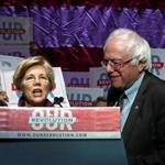 Senators Elizabeth Warren and Bernie Sanders seem to agree on this: It's likely both will run for president in 2020.