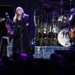 Fleetwood Mac performed at TD Garden at the end of March.  Their April 2 show was postponed and was rescheduled for Oct. 28.