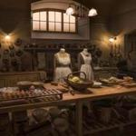 "Mrs. Patmore's kitchen is among the sets featured in ""Downton Abbey: The Exhibition,"" coming to Boston June 15."