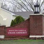 UMass Amherst purchased the 72-acre campus last year for $70 million from Mount Ida College after the small school said it was going to close due to financial trouble.