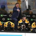 Coach Bruce Cassidy must turn frustration into urgency if the Bruins are to keep going in the playoffs.