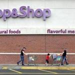 The South Bay Stop & Shop store in Dorchester on Sunday.