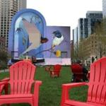 Commissioned by the Rose Kennedy Greenway Conservancy, 38-year-old artist Stefan