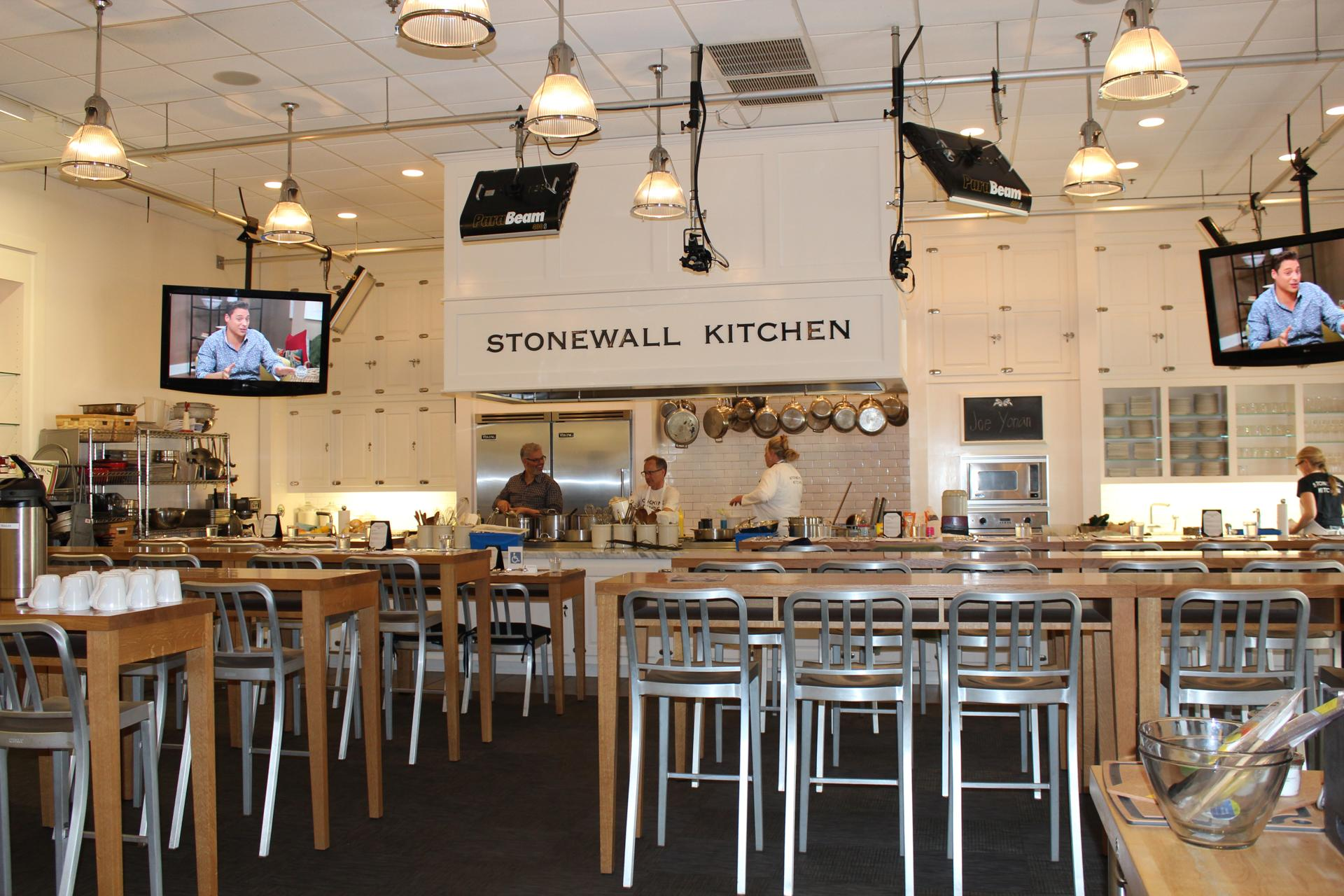 watch and learn and eat very well at cooking school in york the