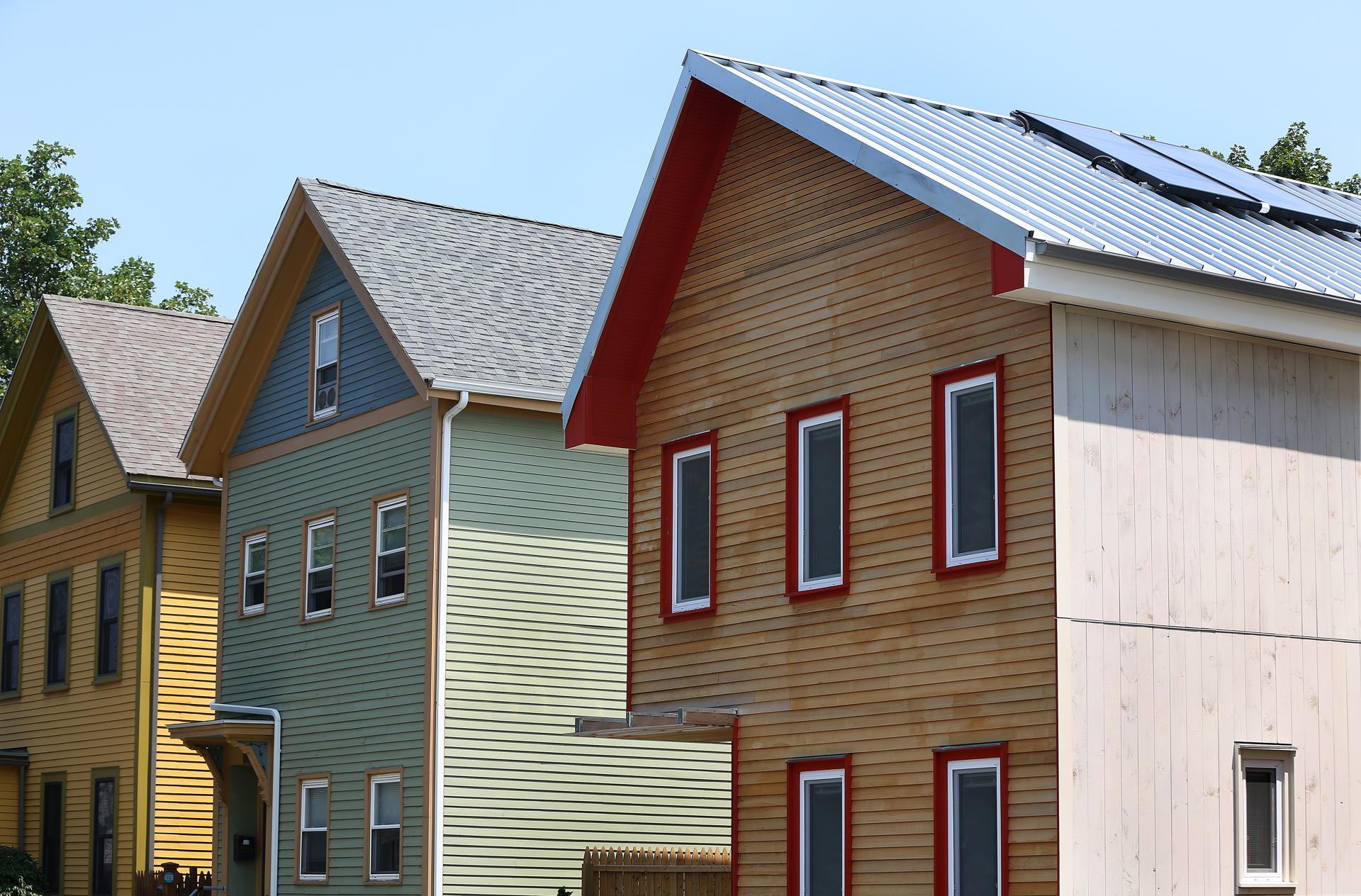 Passive house us projects