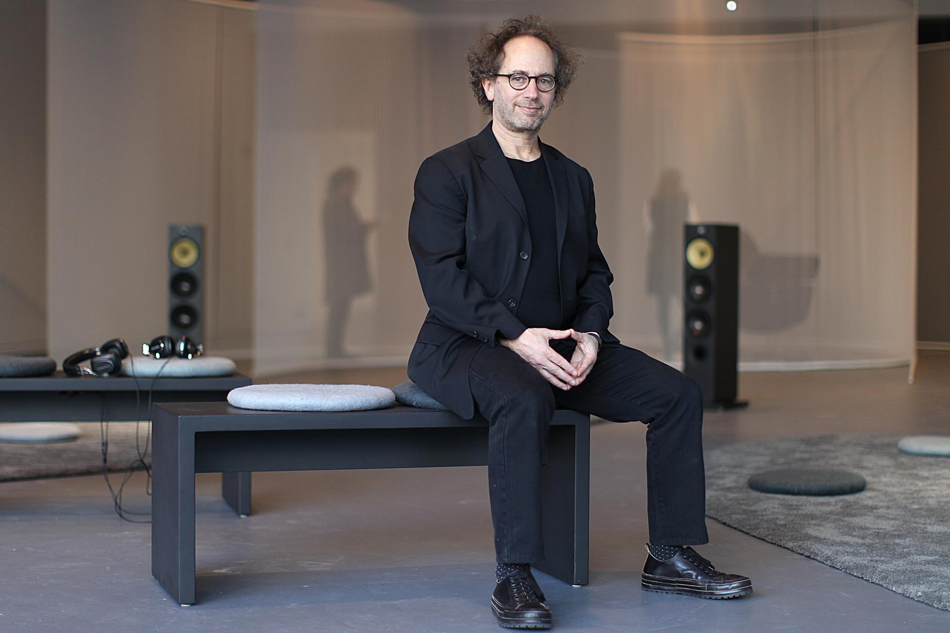 """Schoenberg in Hollywood"" composer Tod Machover"