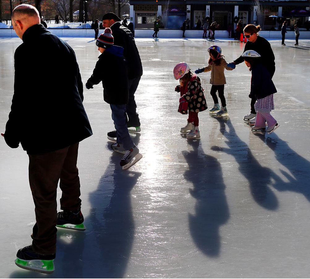 35 ways to love a New England winter The Boston Globe