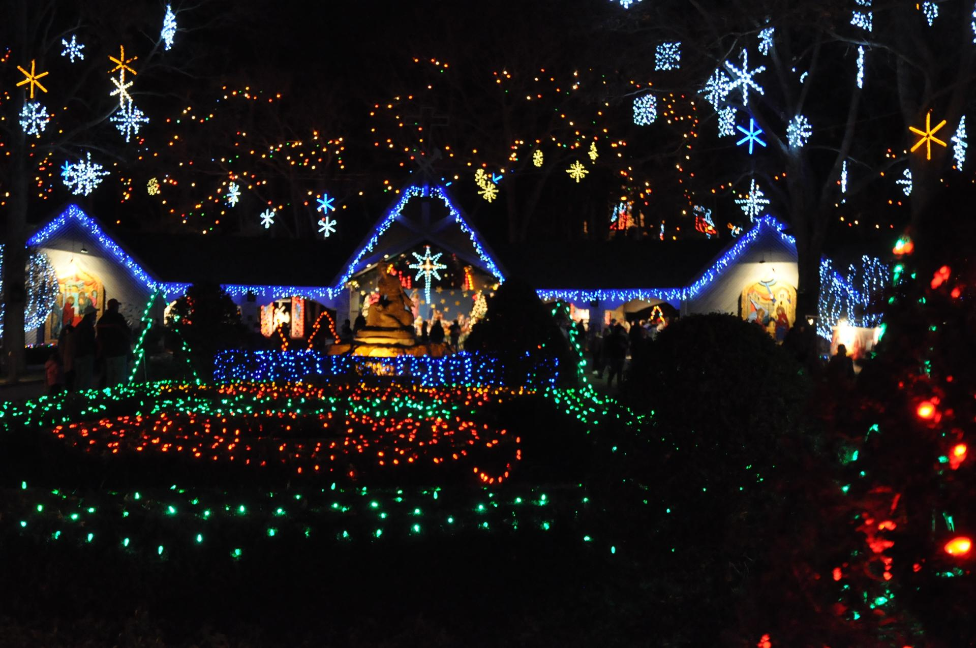 Second Look: International creches at La Salette Shrine's holiday ...