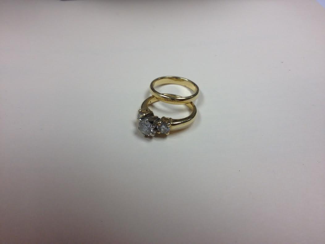 Not expensive Zsolt wedding rings: Wedding ring etiquette