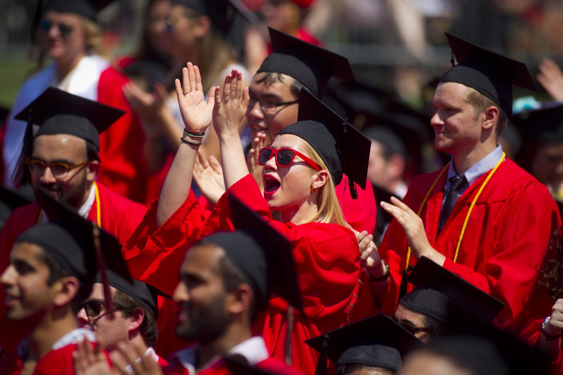 Meredith Vieira urges BU grads to embrace uncertainty and ...