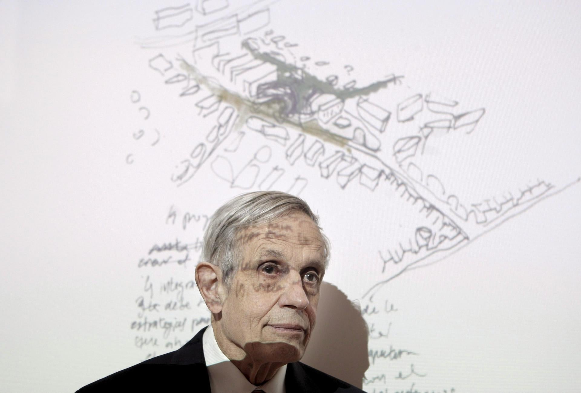 john nash winner of nobel prize in economics dies in crash the epa04765255 file a file picture dated 25 2008 of nobel laureate us