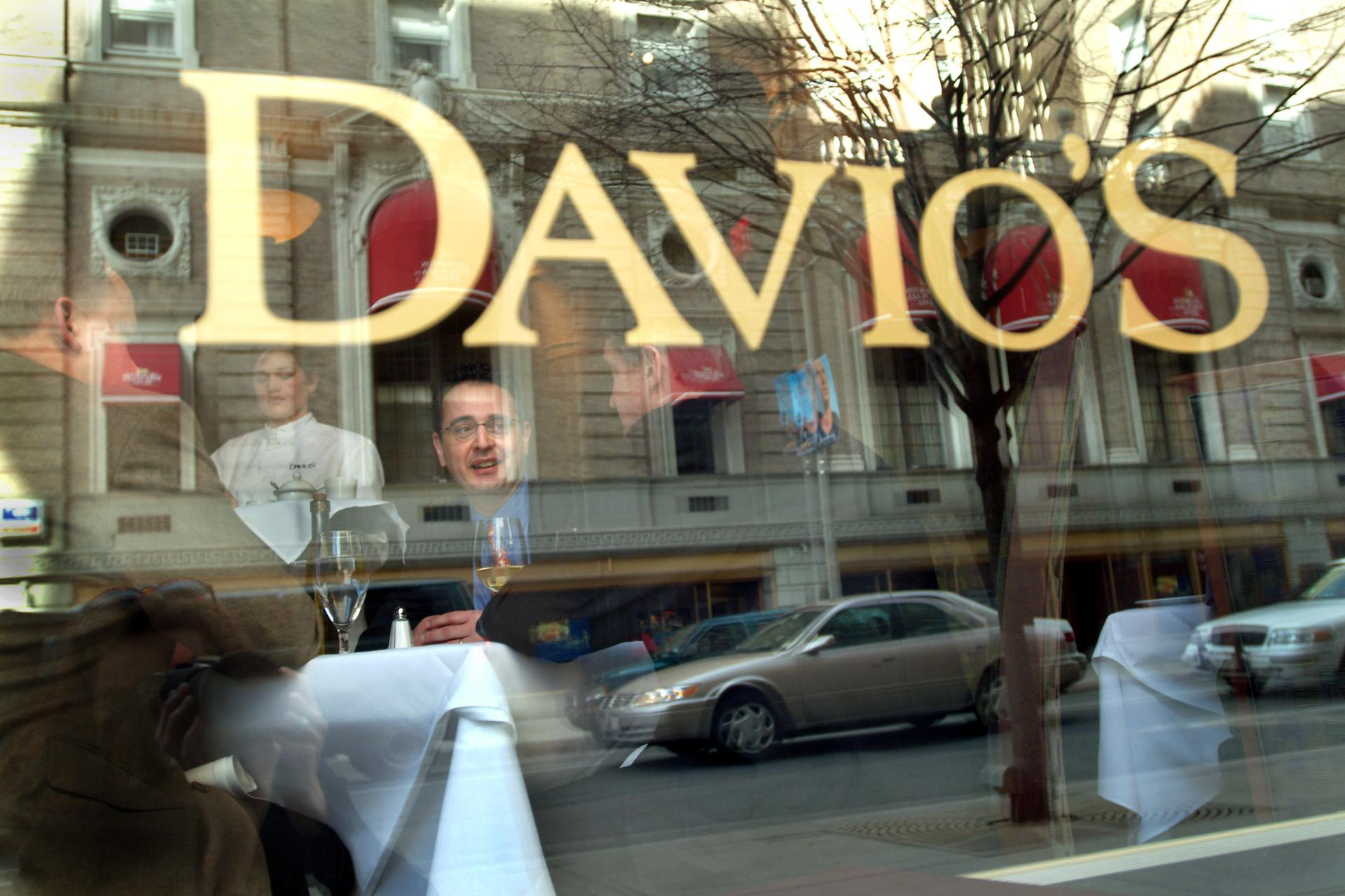 power meals are where boston s power players fuel up the boston davio s restaurant