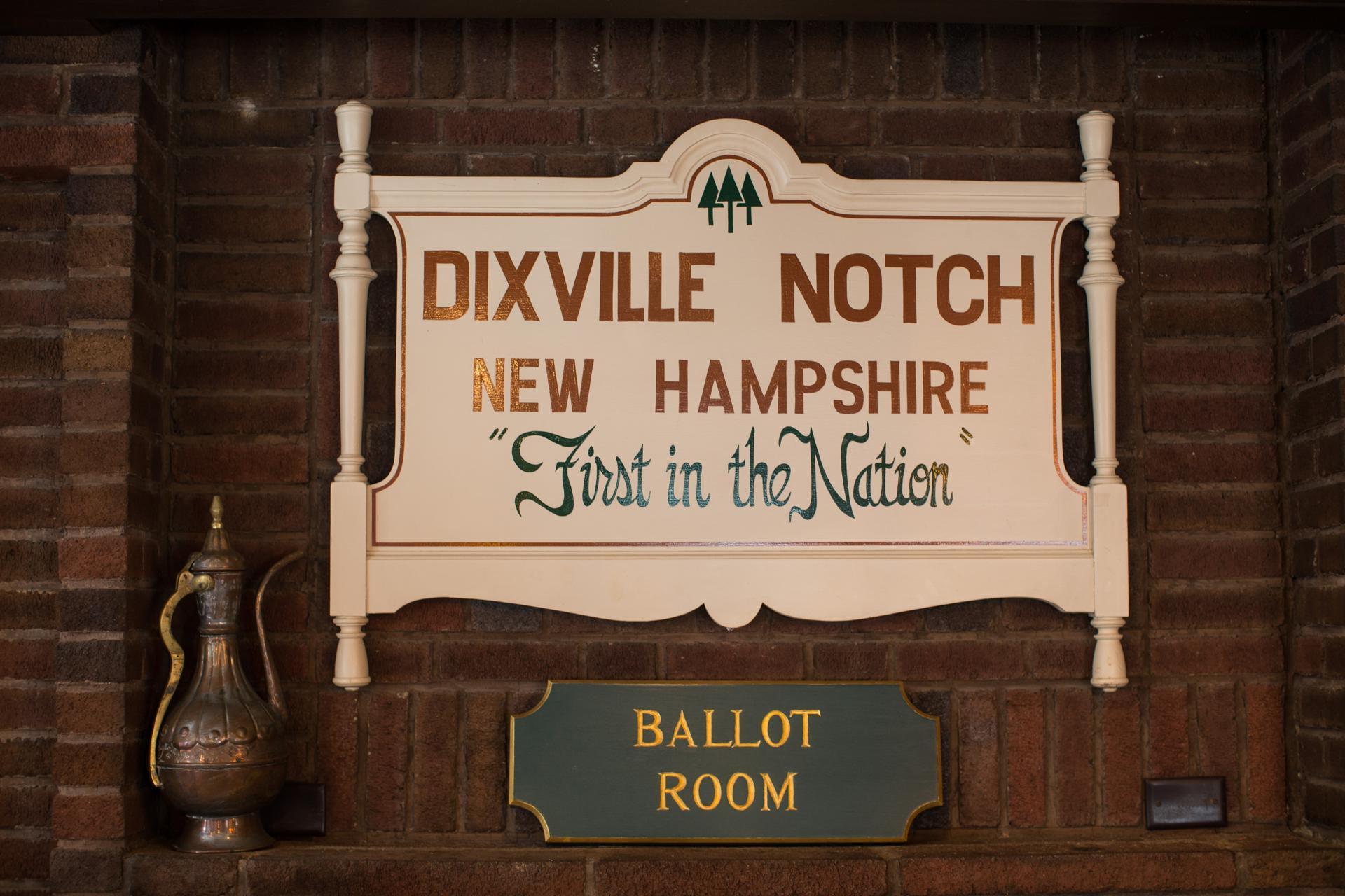 as population dwindles in dixville notch, so do the candidate