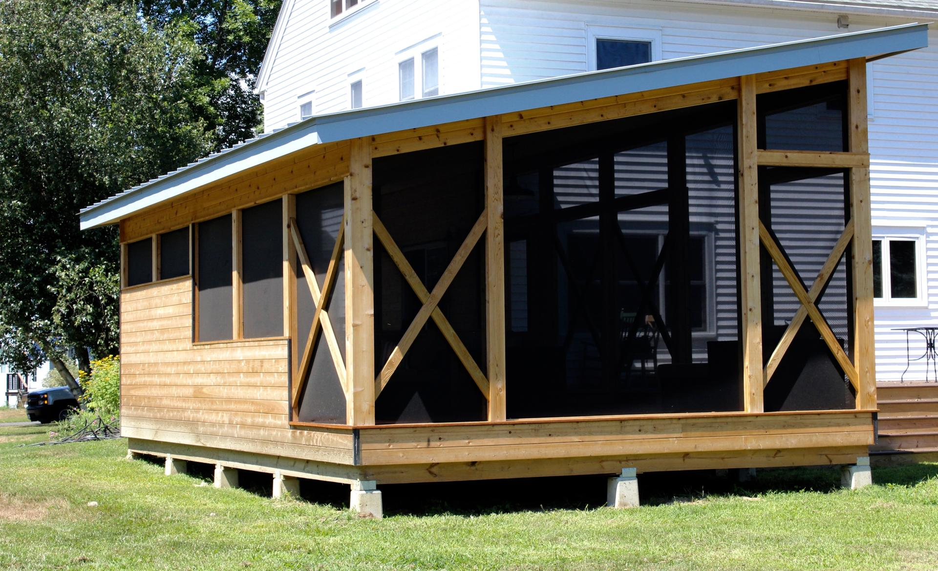 the south deerfield addition adi nag sleeping porch