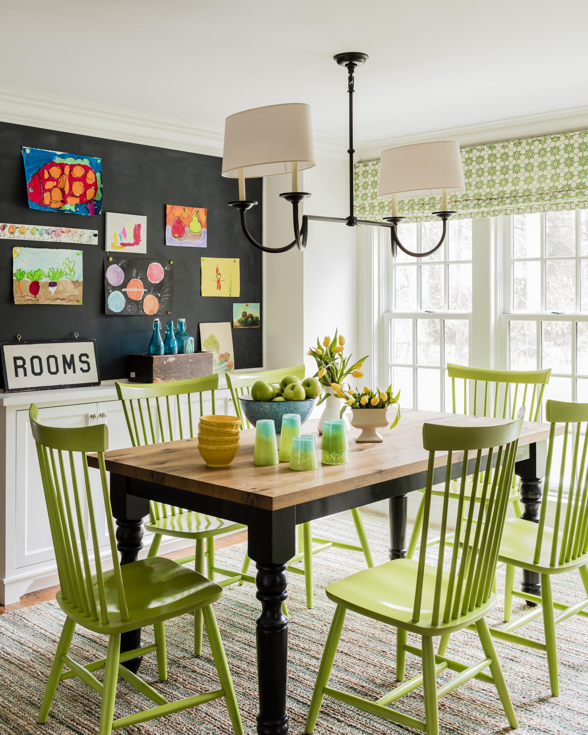 designing a kitchen around a favorite color the boston globe
