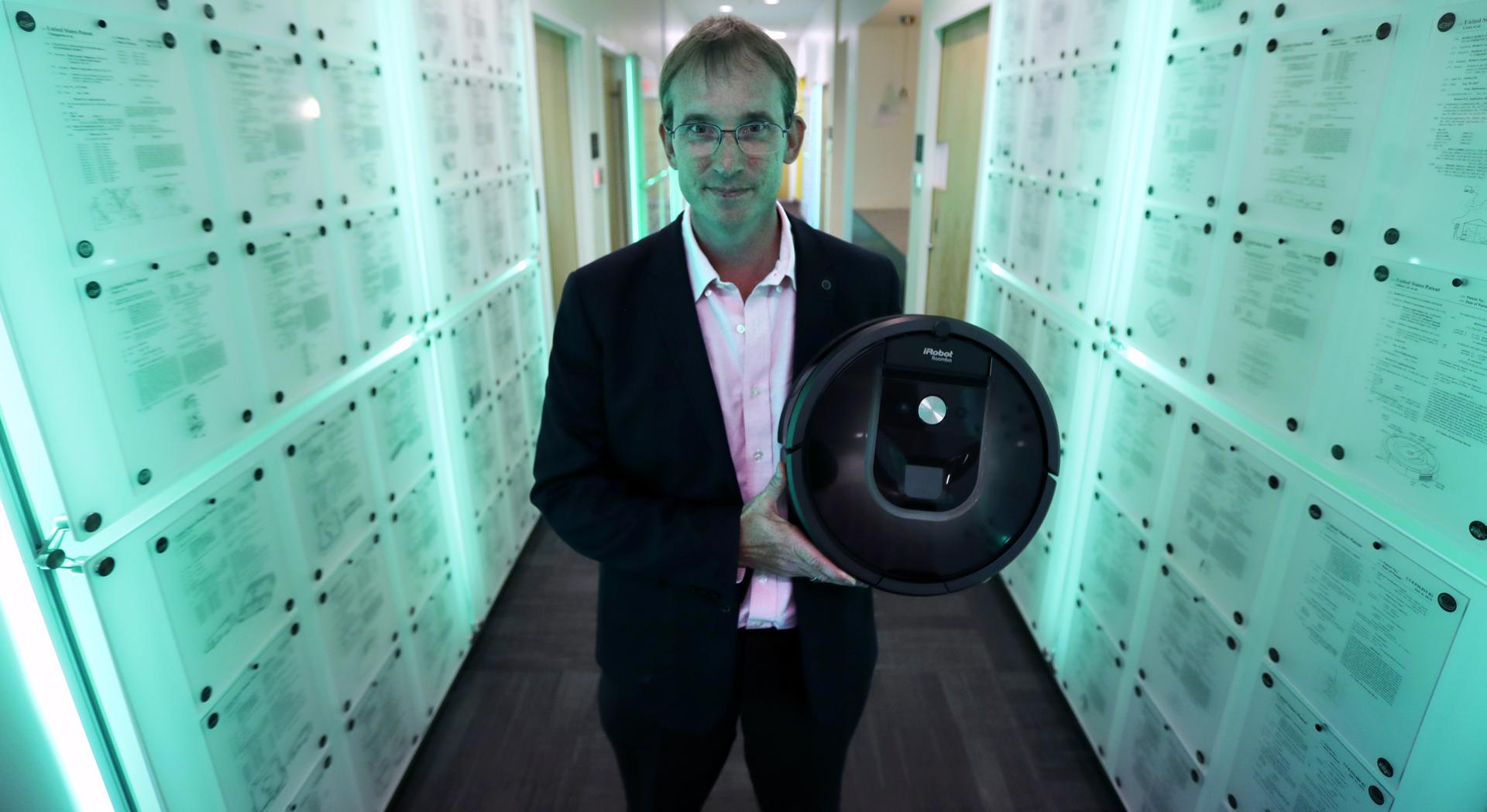 iRobot cofounder and CEO Colin Angle says that Roomba owners became so attached to their bot that when it broke they wanted it fixed instead of being replaced by a new one.