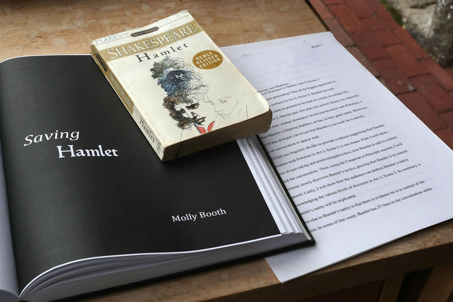 good thesis on hamlet Hamlet term papers (paper 14042) on theme of madness in hamlet : theme of madness in hamlet the tragedy of hamlet, prince of denmark, is, perhaps, one of william shakespeare s most popular works.