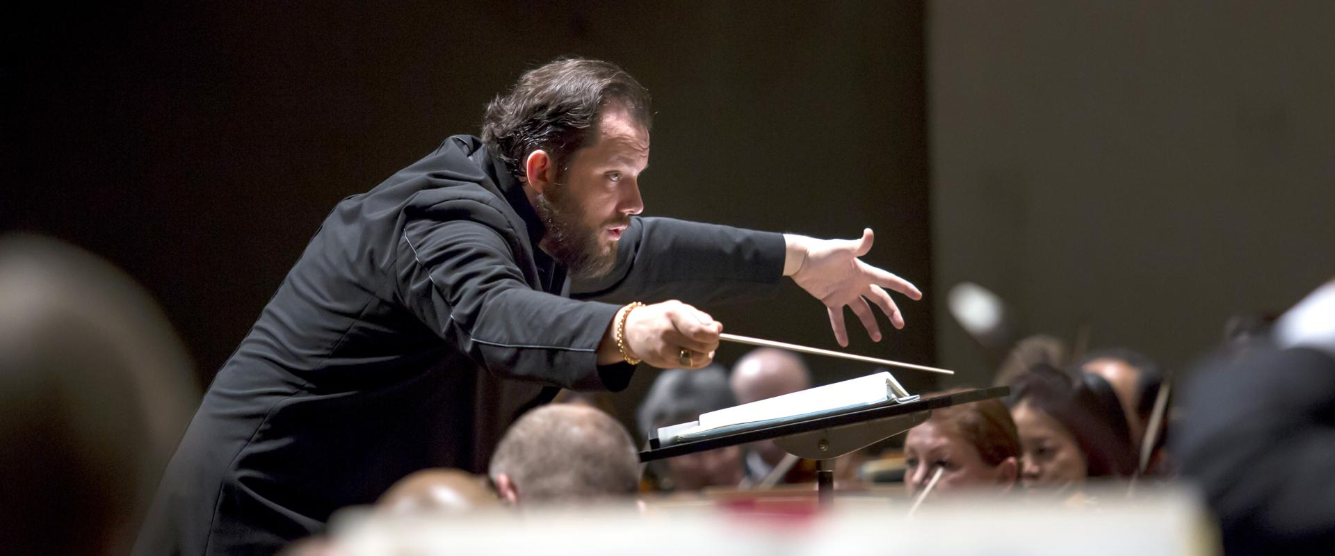 Andris Nelsons and the BSO will give three performances of Shostakovich's Fourteenth Feb. 1-3.