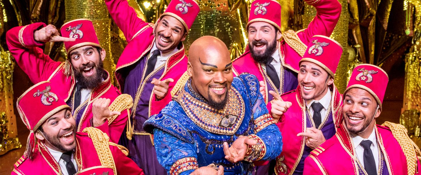 """Disney's Aladdin"" is at the Opera House July 5-Aug. 5."