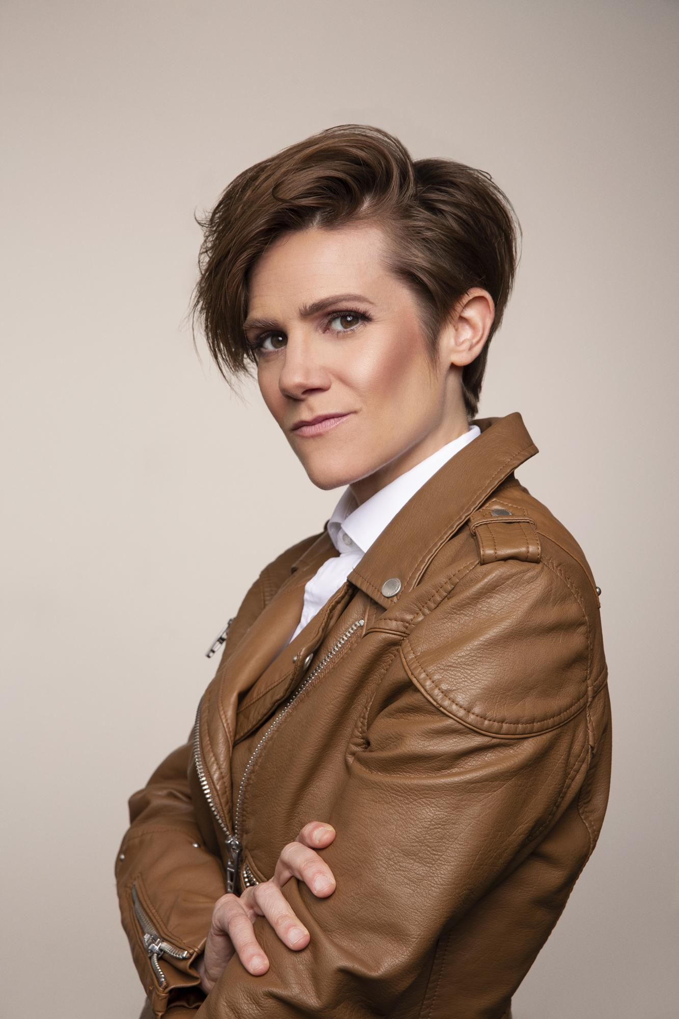 Cameron Esposito will perform Oct. 6 at the Wilbur.