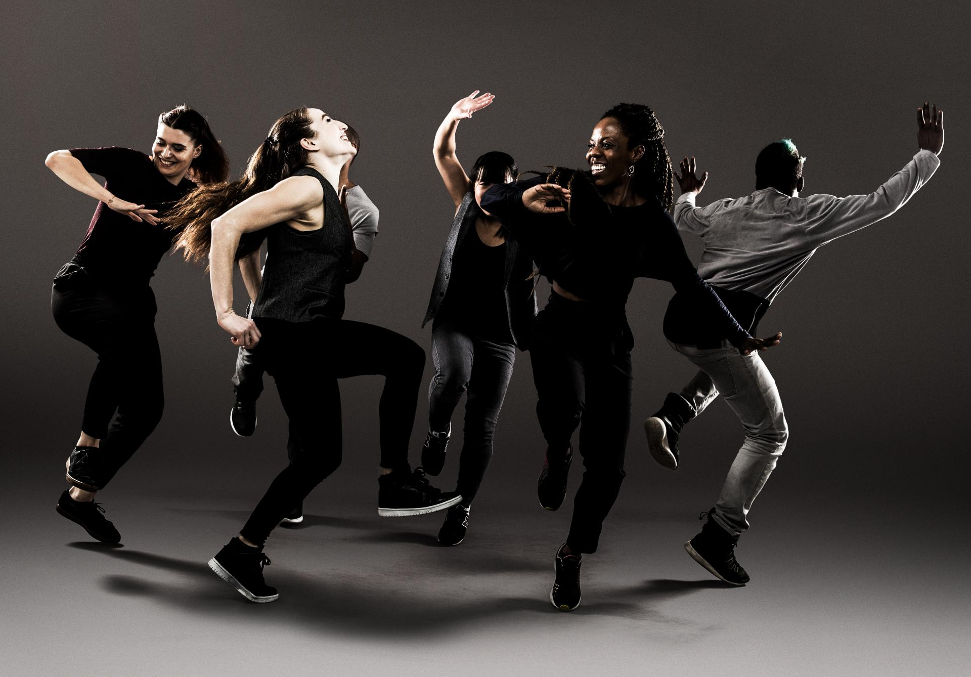 Ephrat Asherie Dance will make its Boston debut Oct. 26-27 at NEC's Plimpton Shattuck Black Box Theatre.