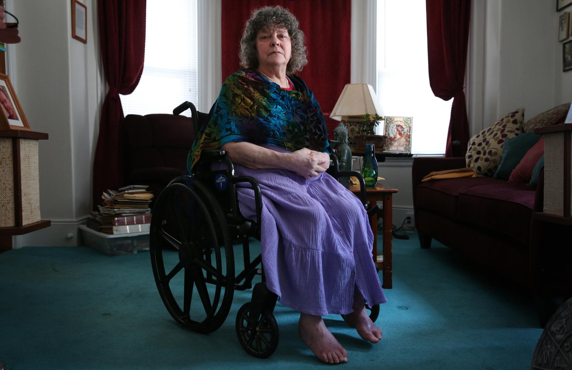 Deborah Lesco estimates she lost more than $20,000 in bank withdrawals and unauthorized credit card charges over a four-month period in 2016 after hiring a home health aide.