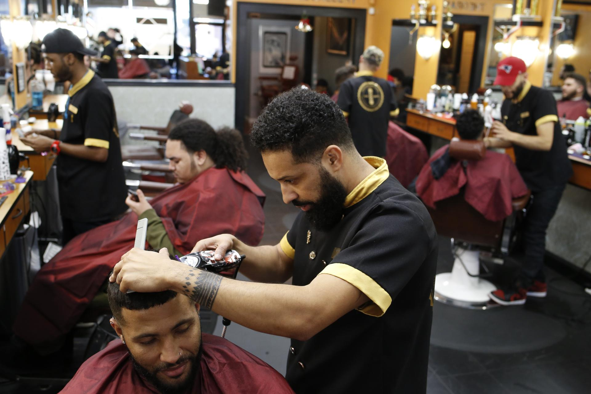 Revealing The Barbershop For What It Is A Black Man S Safe Space