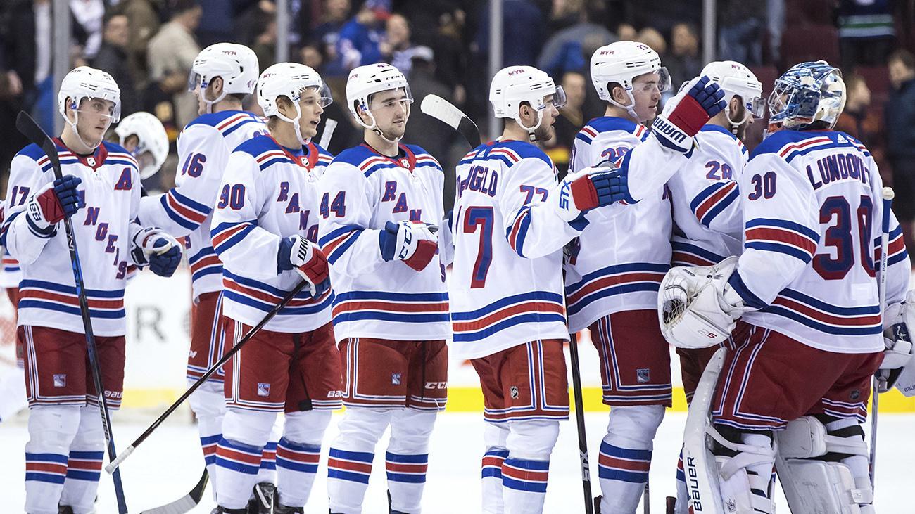Rangers Put Rebuild Into Overdrive
