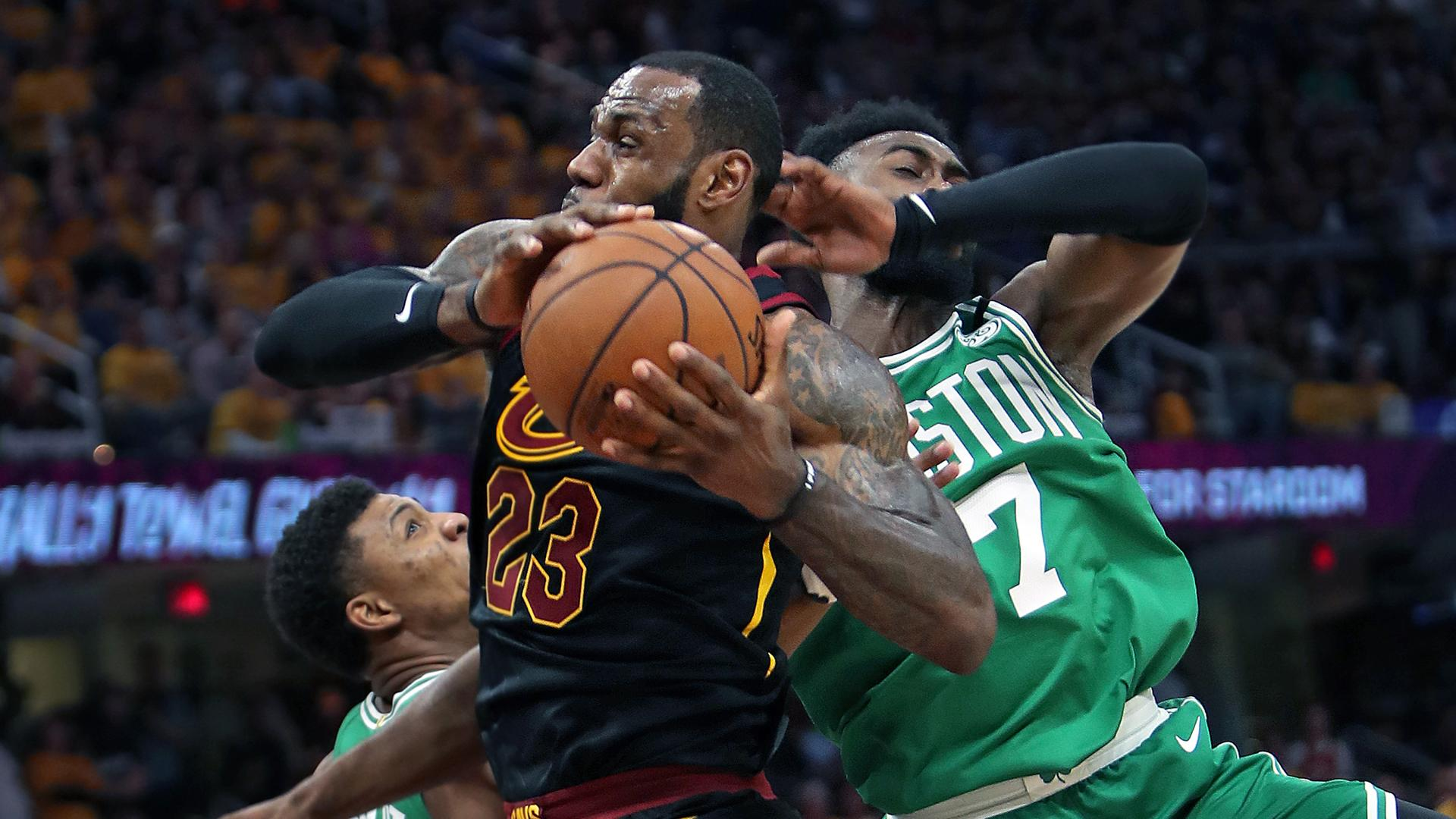 Cavaliers get jump on Celtics in Game 4, tie up Eastern Conference finals (bostonglobe.com)