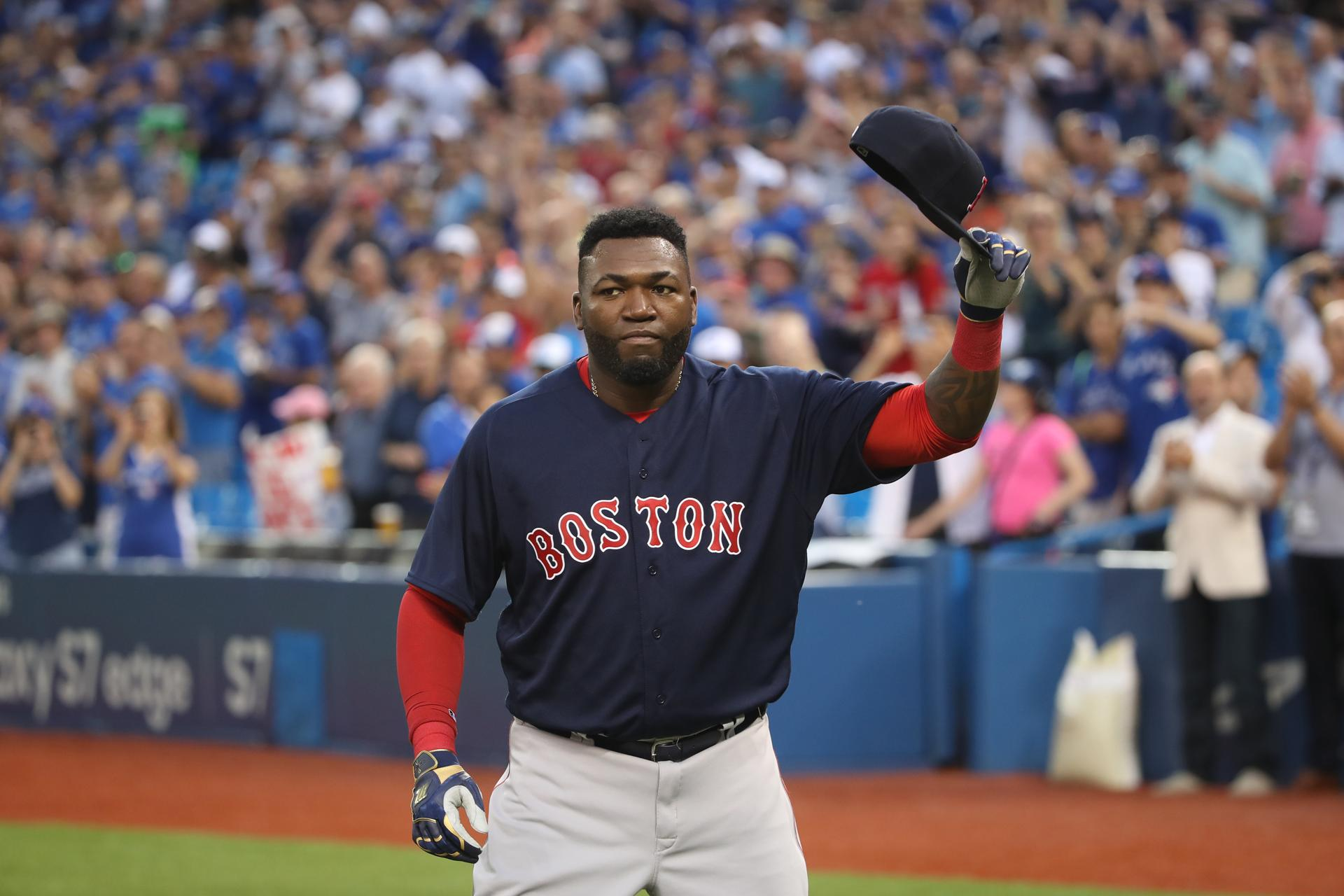 Canada Goose jackets outlet cheap - David Ortiz having no second thoughts about retirement