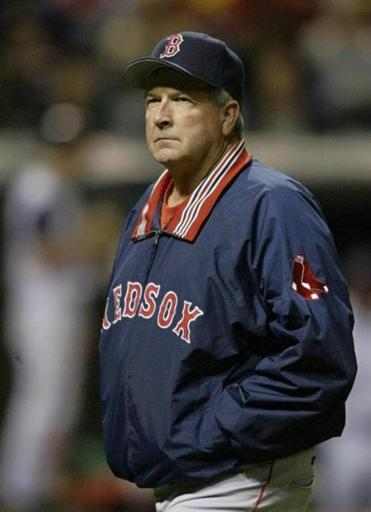 Grady Little's tenure will forever be marked by the Red Sox' loss in the 2003 ALCS.
