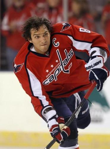 Alexander Ovechkin and the Capitals may be one of the NHL s best teams this  year. 24708a09a