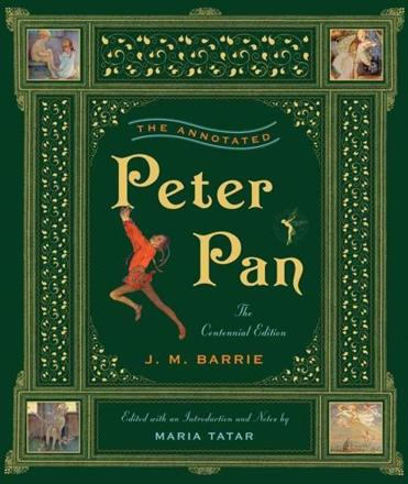 A Look At The Annotated Peter Pan The Boston Globe