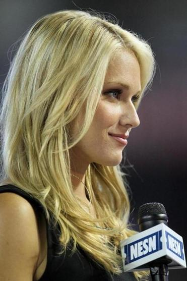 Heidi Watney left NESN last November, and has been on stand-by ever since.