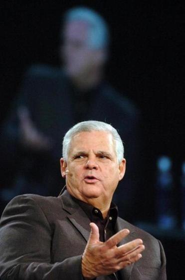 Joe Tucci had said he'd turn over EMC leadership this year.