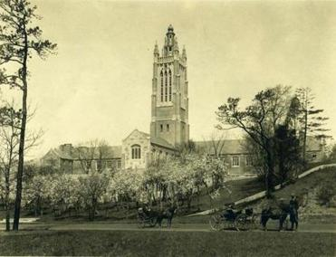 An image of the Perkins School in 1913.