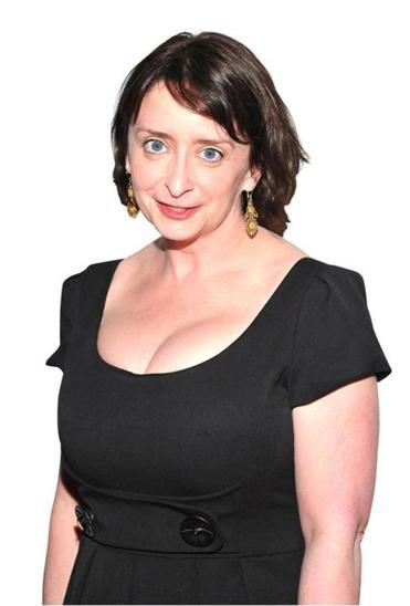 Actress Rachel Dratch.