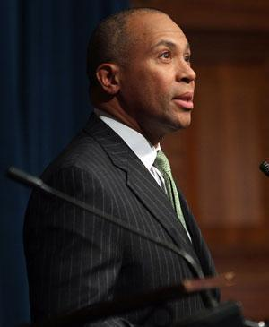 Governor Patrick has objected to the Secure Communities program on grounds that it nets many immigrants with no criminal convictions.