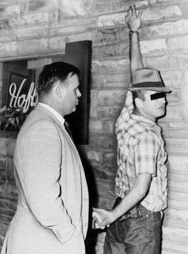 Sept. 3, 1962: Boston police detectives spent hours seeking new leads and running down hundreds of tips and suspects. Several suspects were taken into custody for questioning and the Brighton division arrested a 27-year-old man found sleeping in the bushes near where Nina G. Nichols, the fourth victim, had been killed on June 30, 1962. No one on this night was held for any of the murders to date.