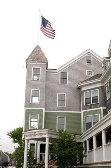 The Nantucket hotel.