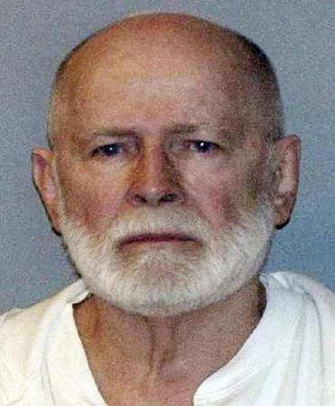 "James ""Whitey"" Bulger was pictured in this June 23, 2011, booking photo."