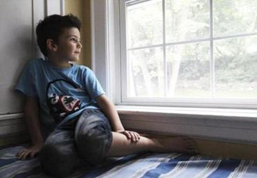 "Ivan Paus, 7, whose father is an MIT professor, had his own theories on the Higgs boson particle. He knew the particle had something to do with mass, and his expectations were high. ""I thought I'd wake up floating above my bed,"" he said."